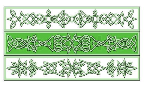 Кельтские узоры: значение и