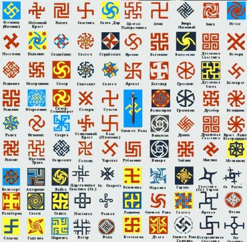 Славянские символы-обереги