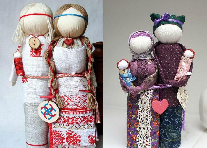 Куклы своими руками на любовь 476