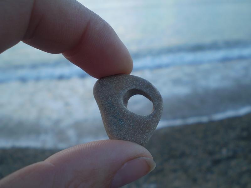 Как сделать отверстие в натуральном камне