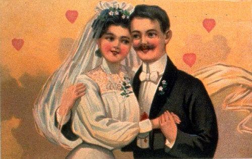 Свадебные обереги для жениха и